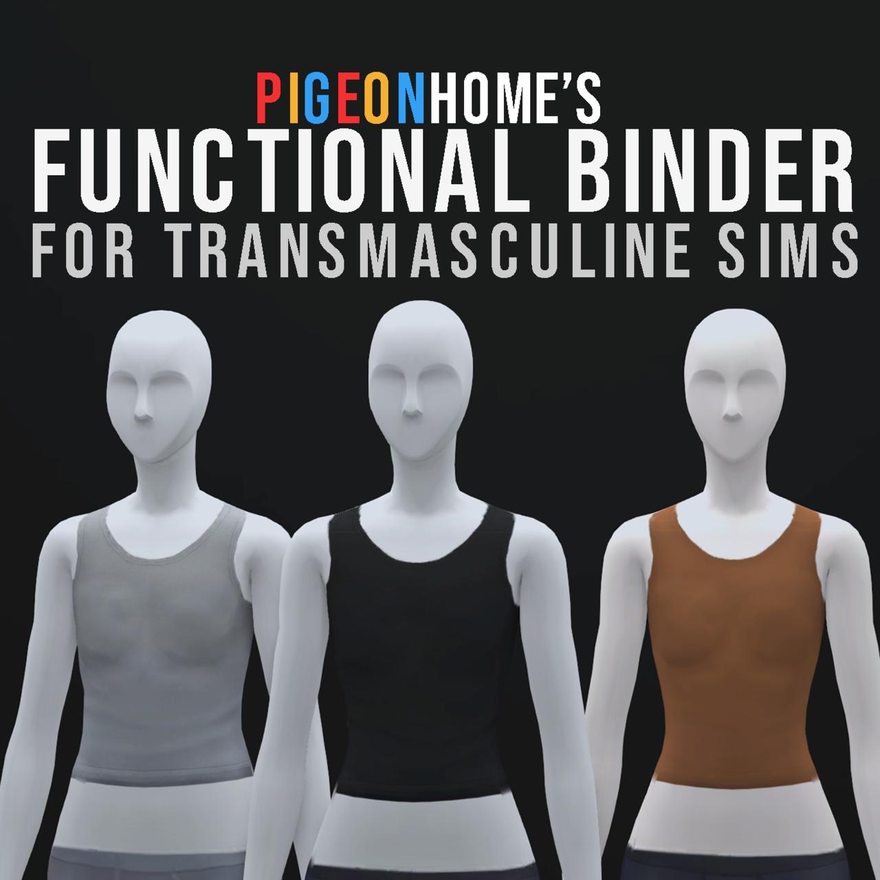 Pigeonhome: Functional Binder By