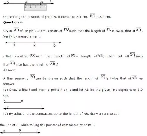 Ncert Solutions For Class 6 Maths Chapter 14 Practical Geometry Ex 14 2 Ncertsolutionsforclass6maths Class6mathsncertsolut Class 6 Maths Math Math Questions