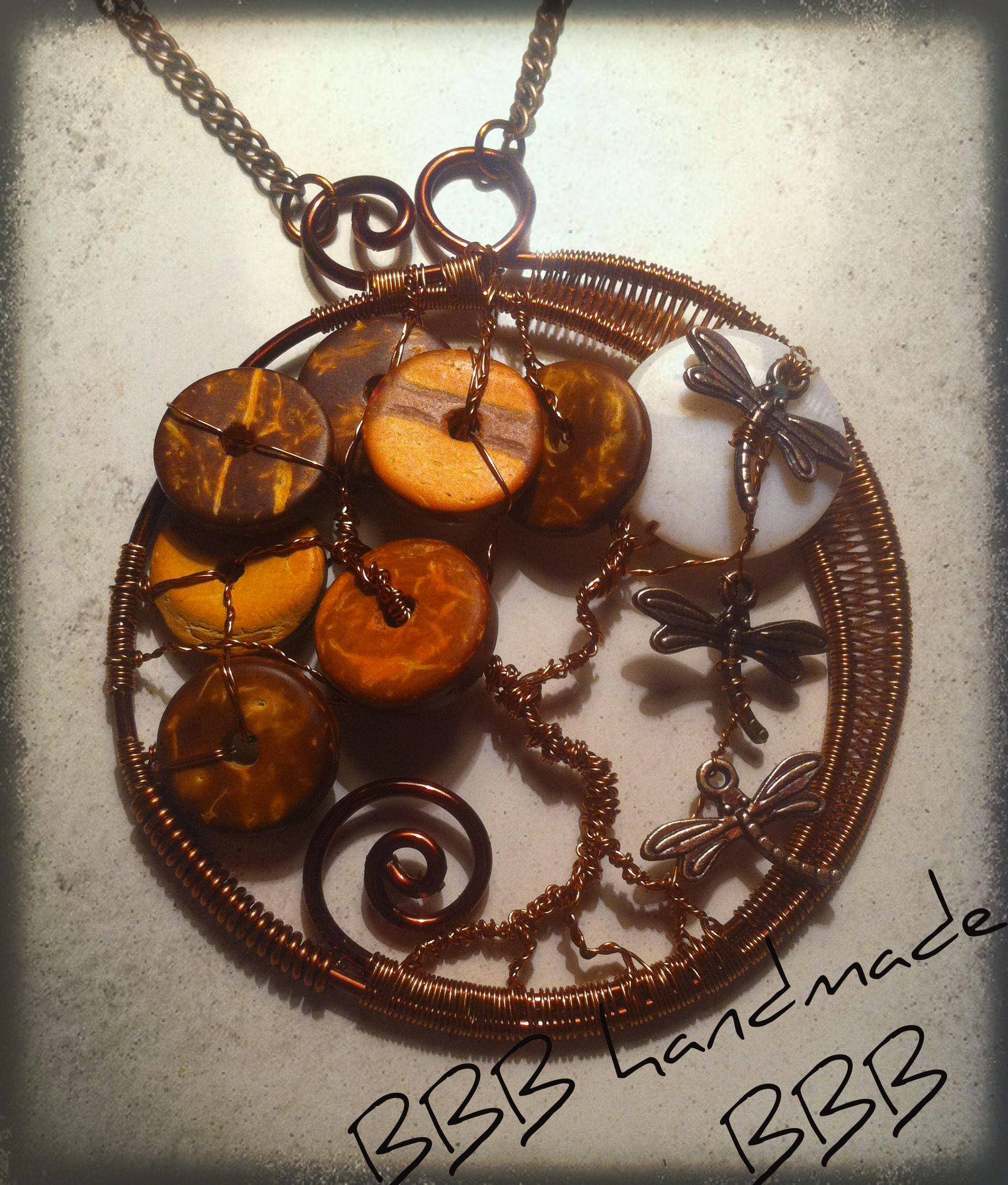 wire wrapping tree of life