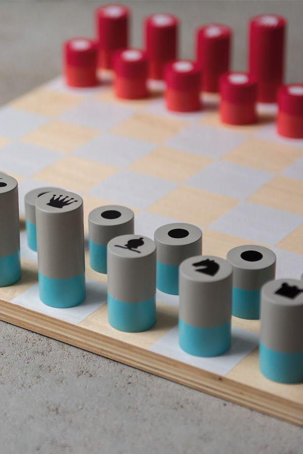 Spielfiguren Schach