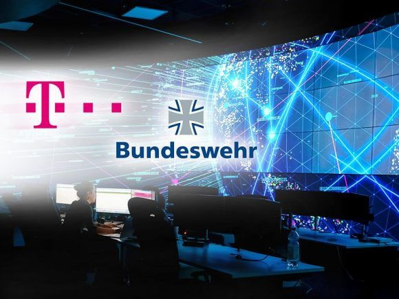 Deutsche Telekom and the German Armed Forces announce