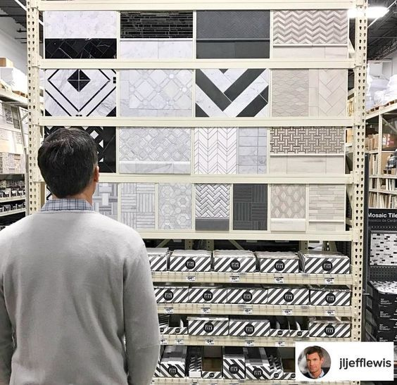 Jeff Lewis Tile Collection At Home Depot Home Depot