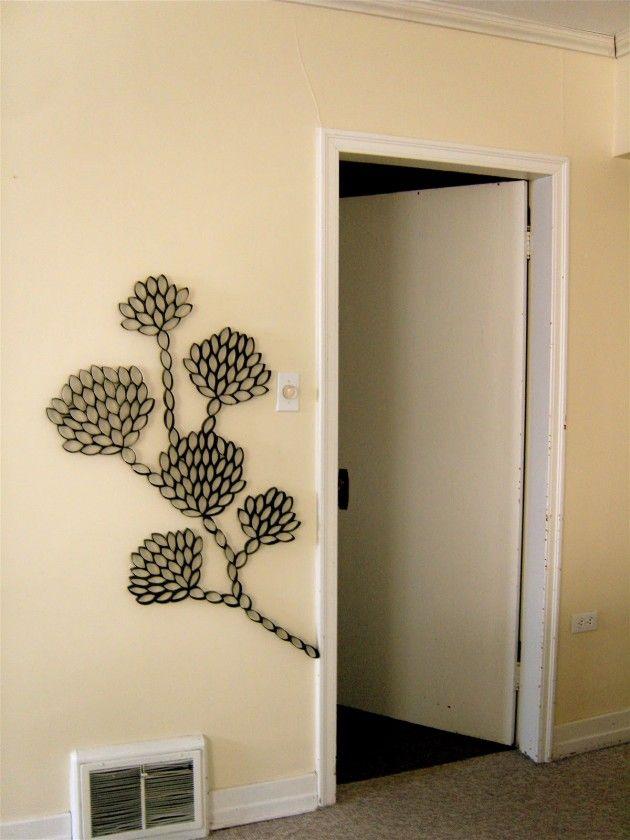 25 Creative DIY Toilet Paper Roll Wall Art | Clinton home ...