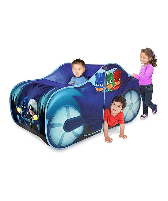 Phenomenal Pj Masks Cat Car Play Tent Products Pj Mask Bean Bag Andrewgaddart Wooden Chair Designs For Living Room Andrewgaddartcom