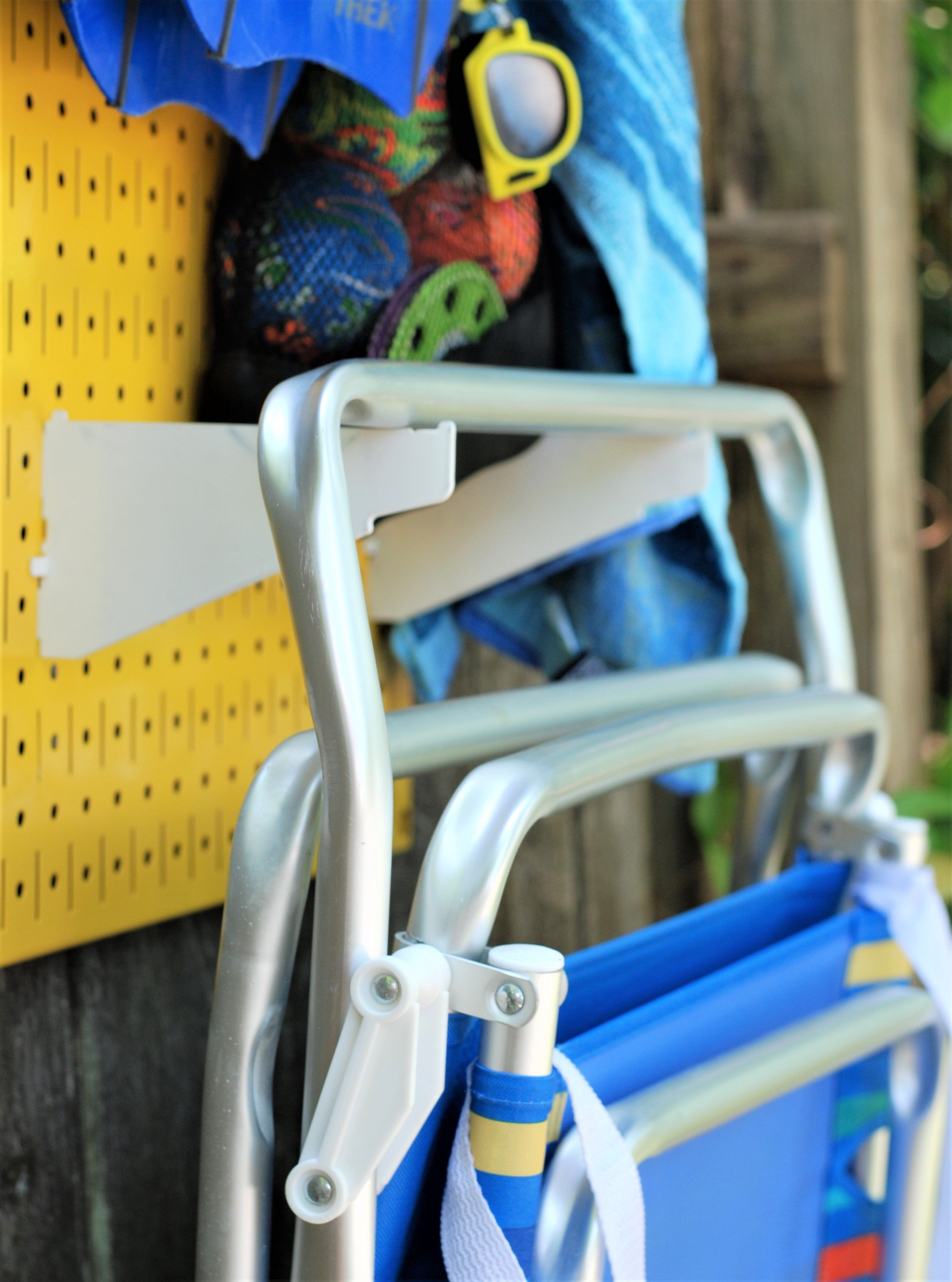 wall control brackets are great for storing folding chairs on wall control id=53527