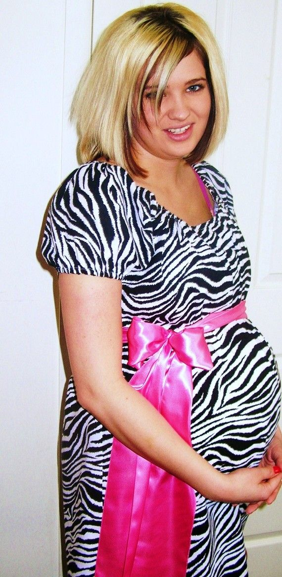 Scout ... Chic Maternity Hospital Gown-Dress...Was 49.00... Michael ...