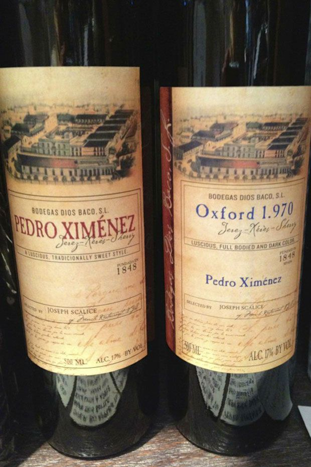 Bodegas Dios Baco Jerez Xeres Sherry Oloroso Is A Great Sherry