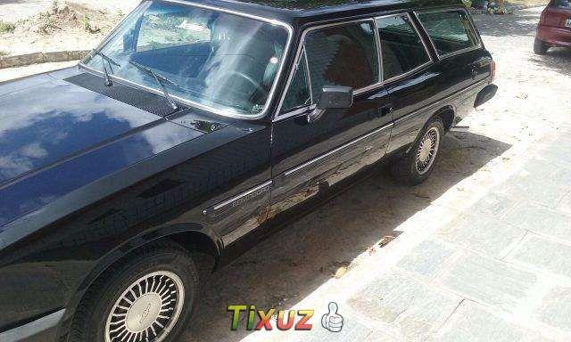 Gm Chevrolet Caravan 1988