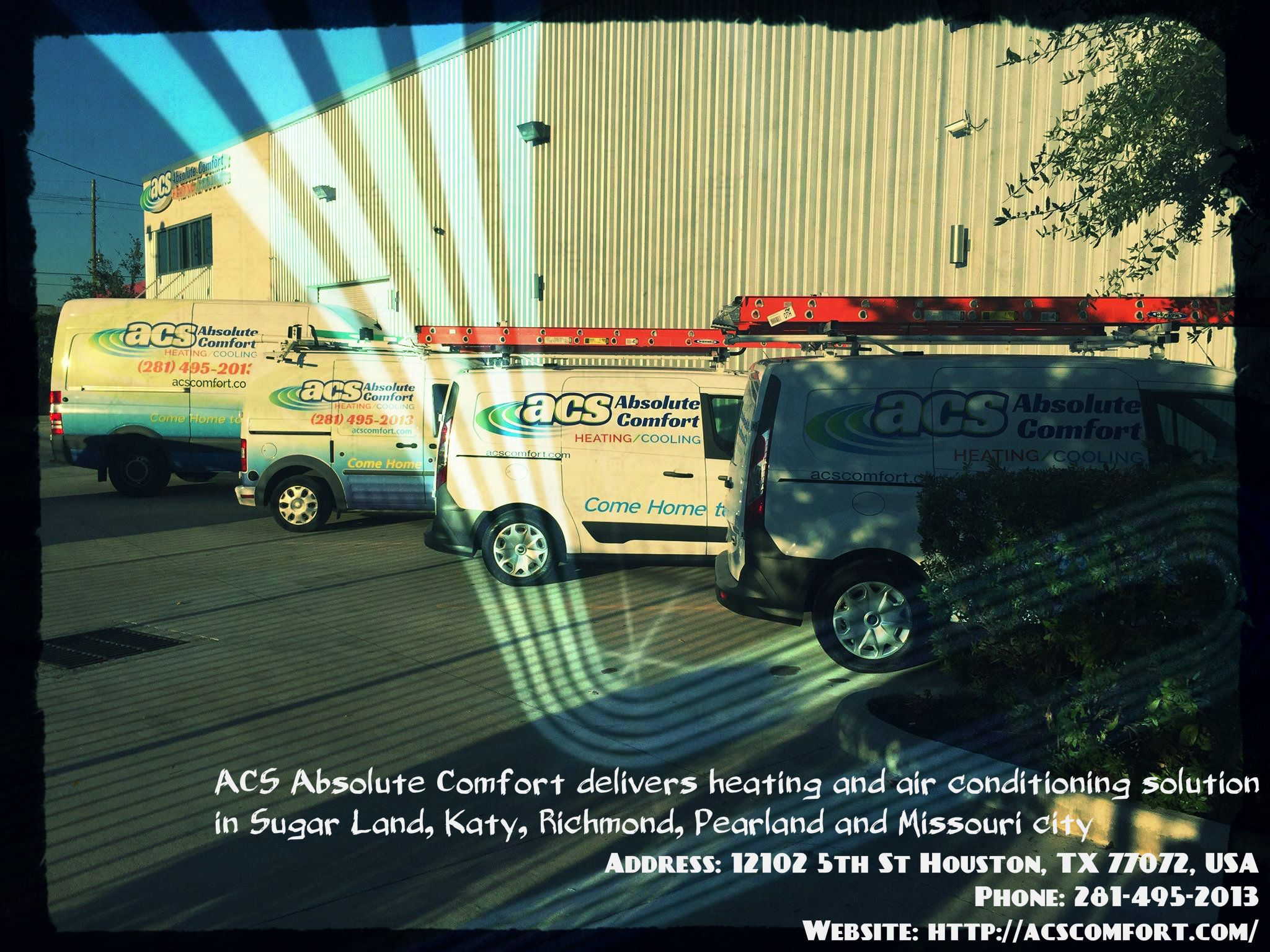 ACS Absolute Comfort is a trusted heating and air