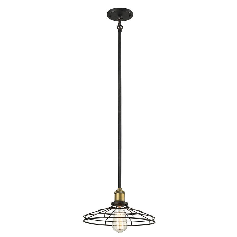 Springdale lighting lewis light antique bronze pendant bronze