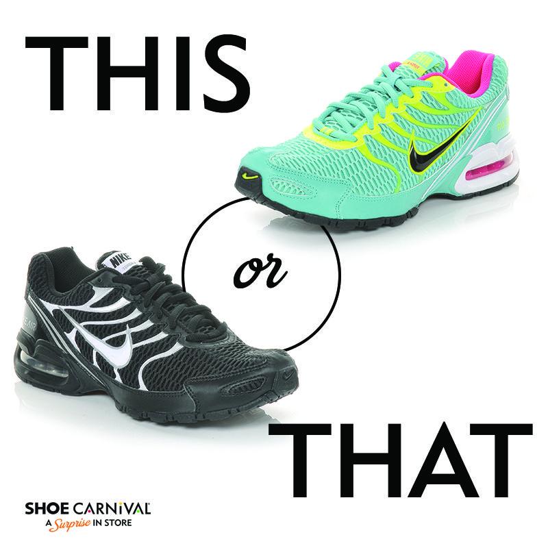 Dressy shoes, Shoe carnival