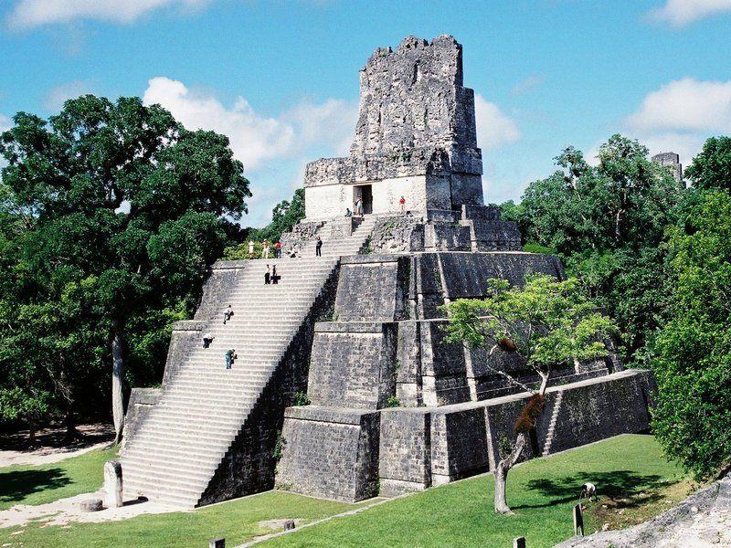 Ancient Pyramids Around The World