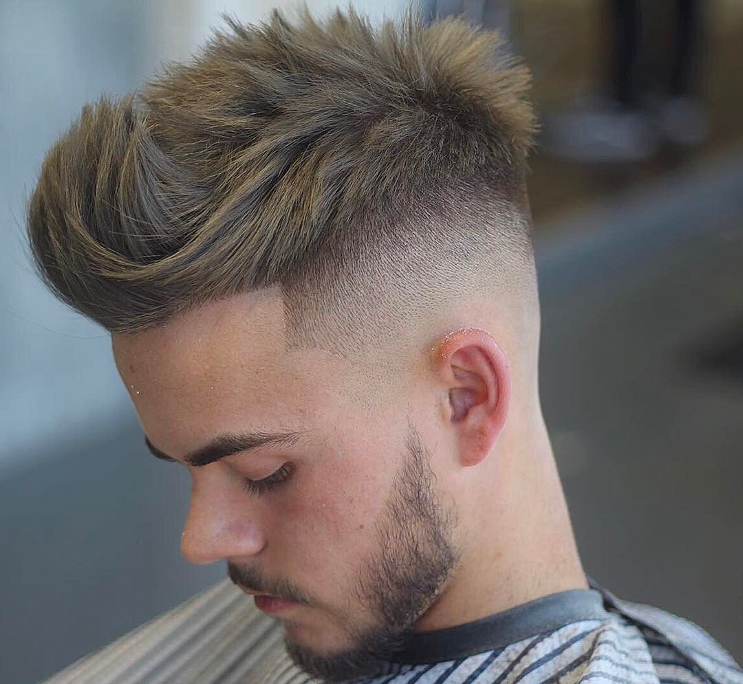 Cool Men Hairstyles The Best Low Fade Haircuts For Men  Low Fade Haircut Low Fade And