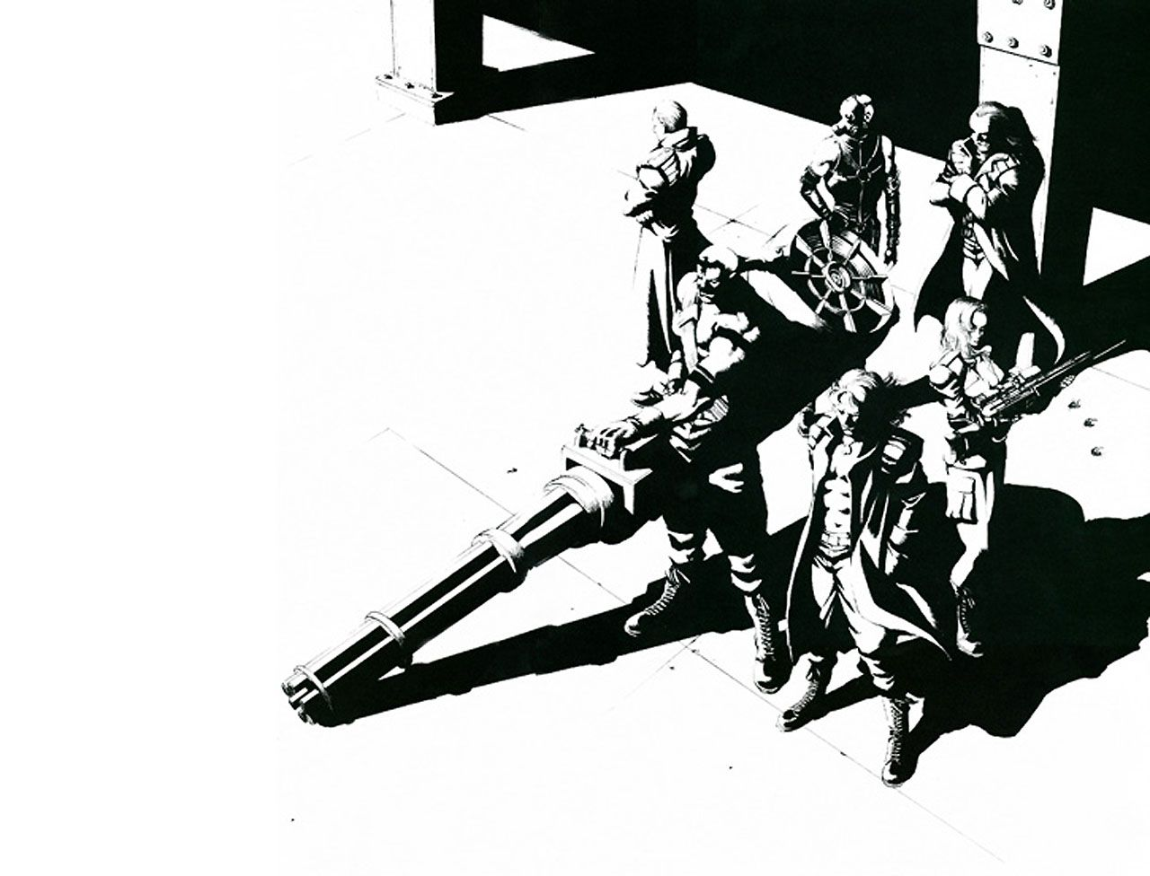 Metal Gear Solid 4 Wallpaper Metal Gear Rex Metal Gear Solid