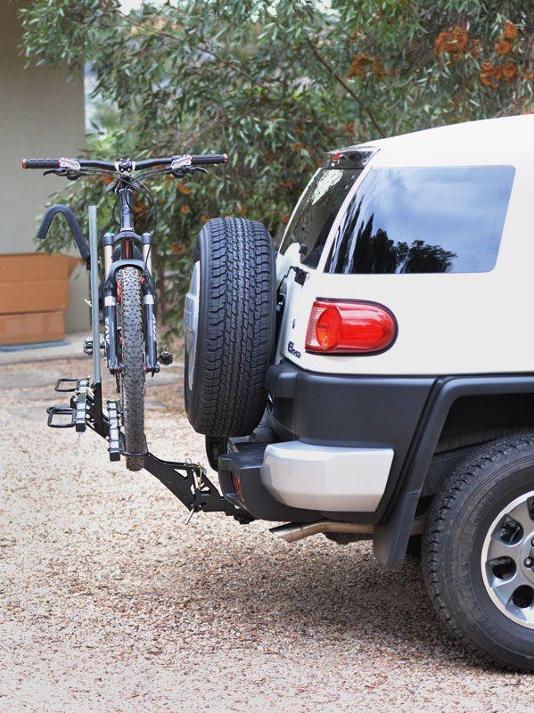 Fj Cruiser Bicycle Carrier Spare Tyre Clearance Fj Cruiser Fj