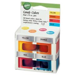 Wilton Primary Candy Colour Set in 2019 | Festivals and ...