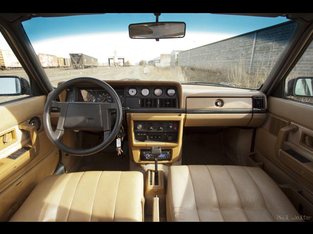 Interior Volvo 240 Bil Bilar