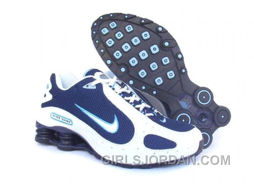 Buy Men's Nike Shox Monster Shoes White/Navy For Sale from Reliable Men's  Nike Shox Monster Shoes White/Navy For Sale suppliers.Find Quality Men's  Nike Shox ...
