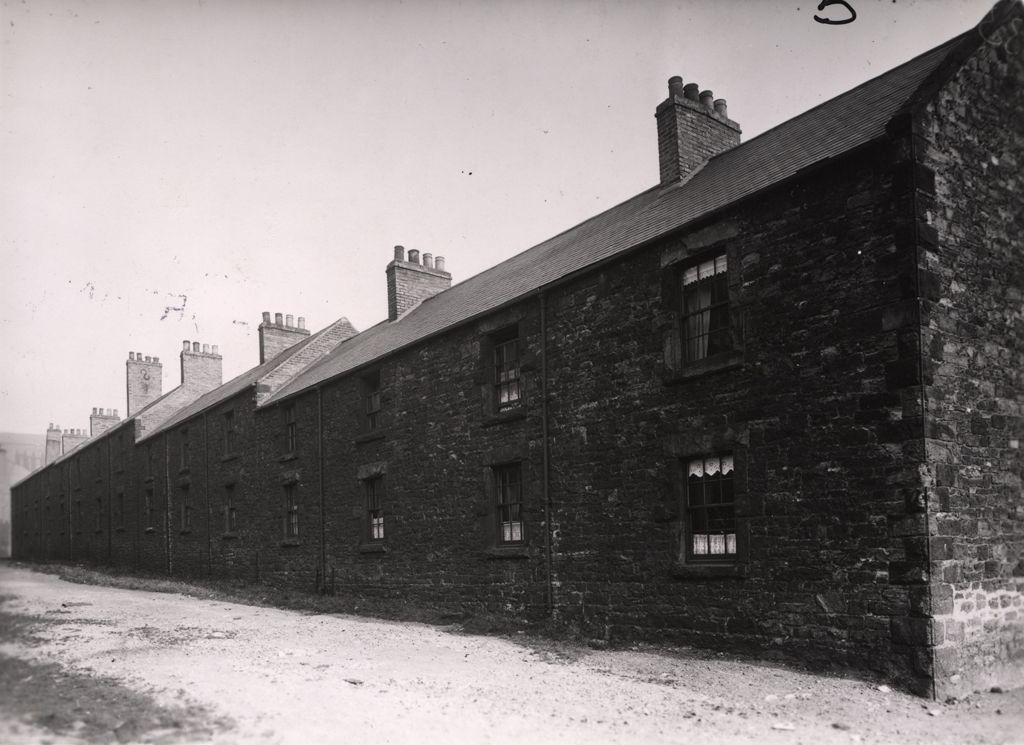 034800East Cottages Benwell Dept of Environmental Health