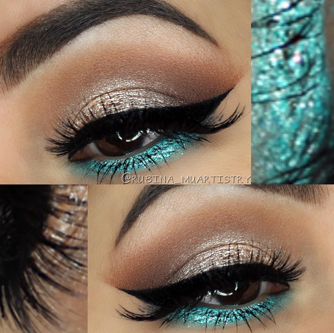 Pop of Color Used ⚡️EyeShadows makeupaddictioncosmetics