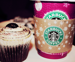 Red cups.