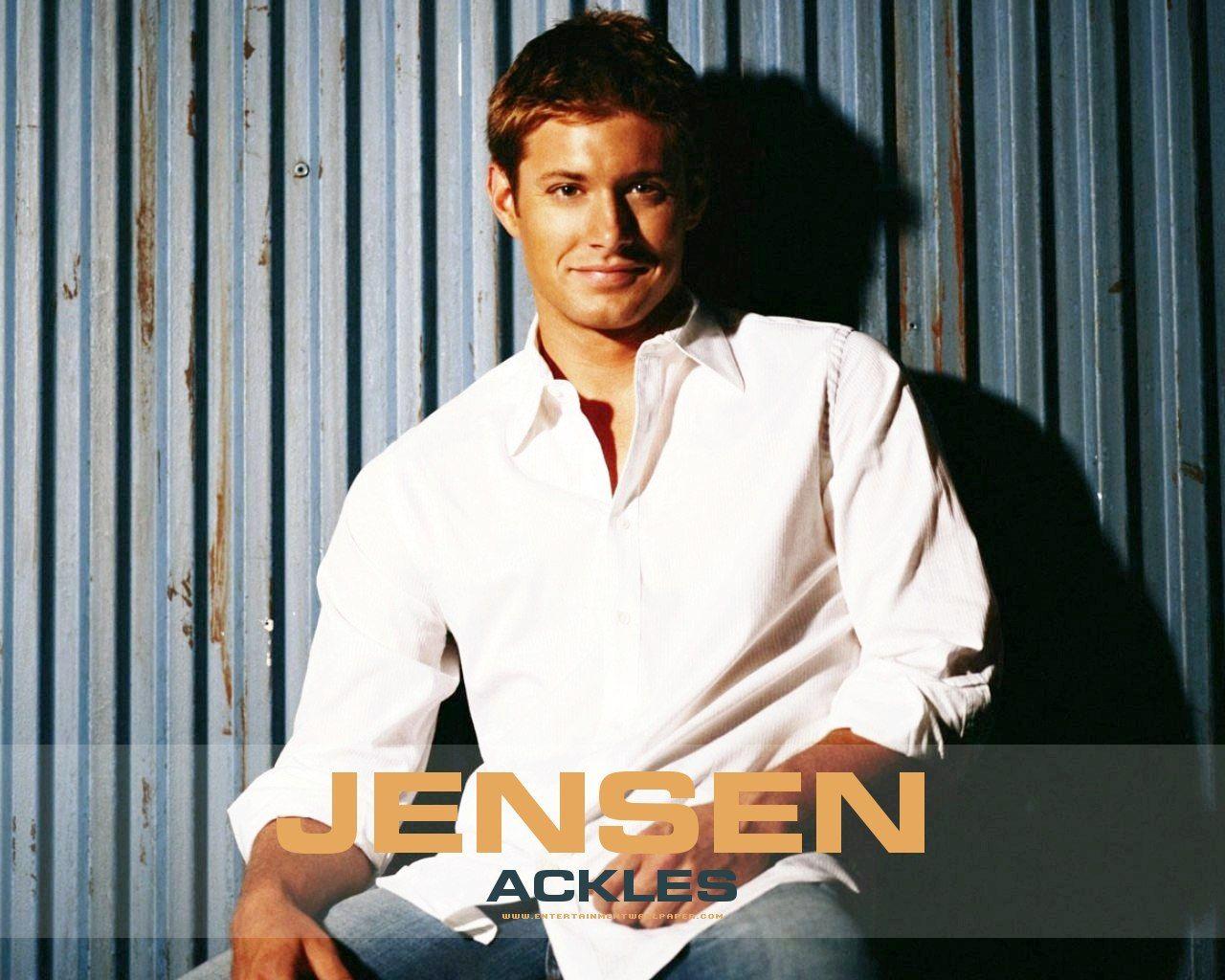 wallpaper de jensen ackles   Jensen Ackles - jensen-ackles wallpaper