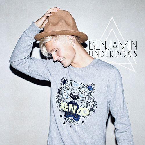 Benjamin: Underdogs (CD Single) - 2014.