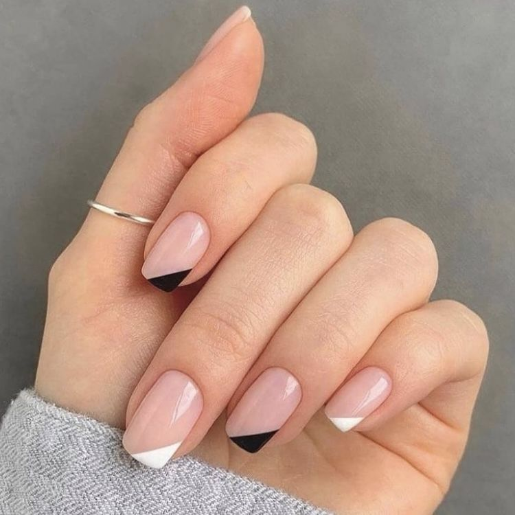 55 Pretty Short Nail Designs