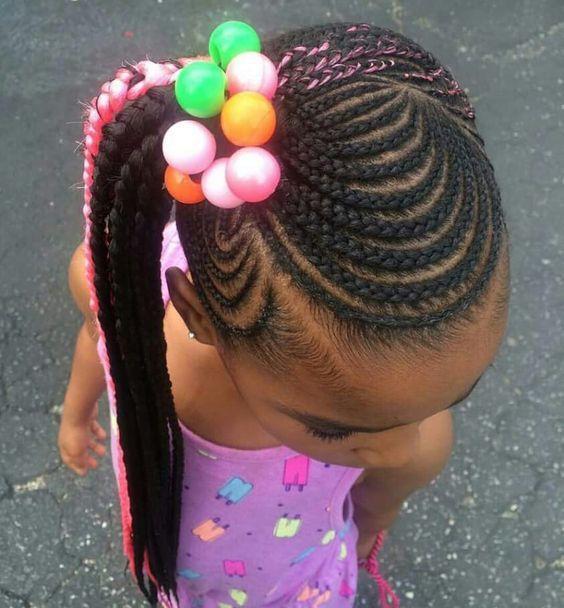 little girl braid hairstyles 3 TRESSES ENFANT Coiffure