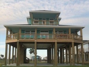 Buccaneer House Tidelands Swedes Real Estate S And Als Crystal Beach Bolivar Texas Vacation