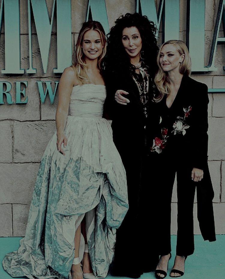 Lily Cher Amanda Mama Mia Mamma Mia Style
