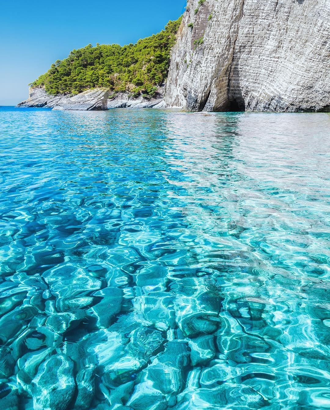 A Crystal Clear Sea Picture Taken In Mljet Croatia The Perfect Place For Swimming Activity Croatia Travel Mljet Croatia Croatia Croatian Islands