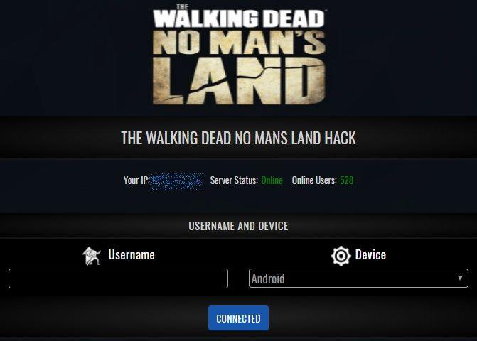 the walking dead no mans land unlimited gold apk