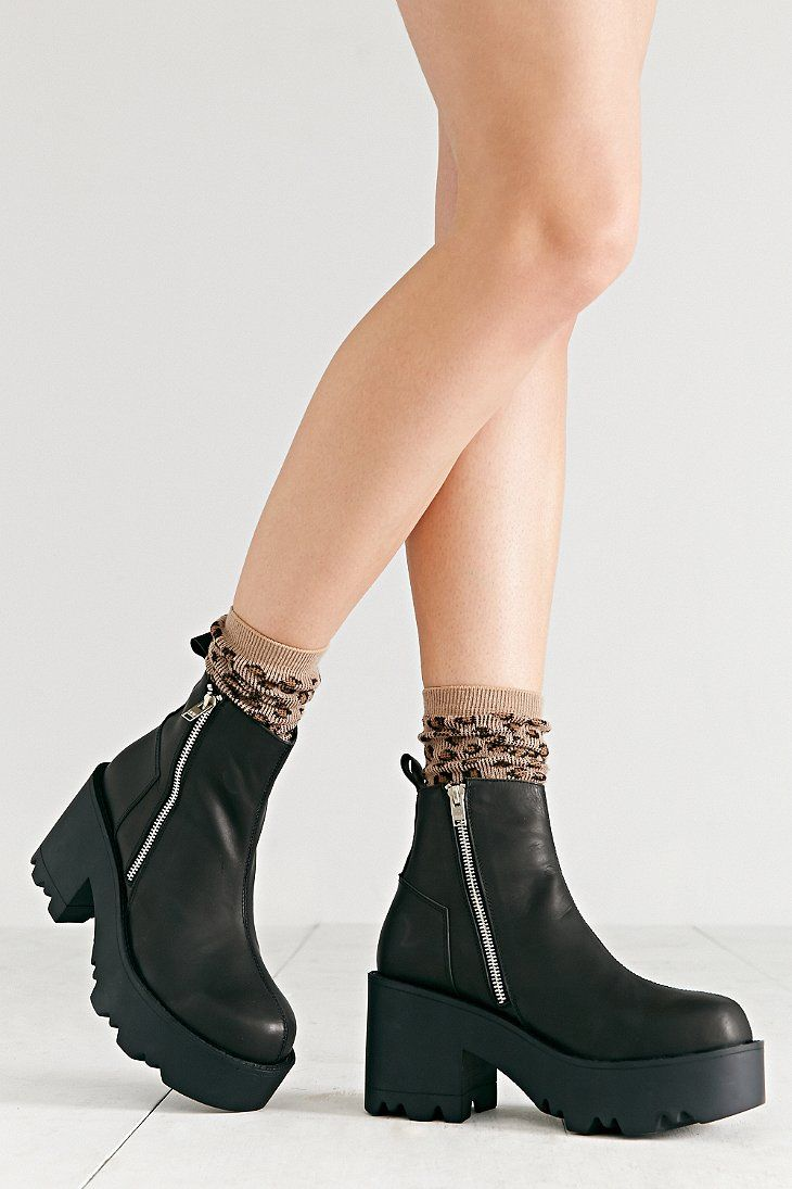 d2ceca50b9 UNIF Rival Boot - Urban Outfitters | Shoes + Jewels in 2019 | Shoes ...