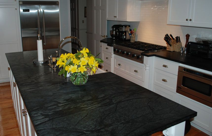 Beautiful Soapstone Countertops | 15 Photos Of The Amazing Soapstone Countertops For  Your Kitchen