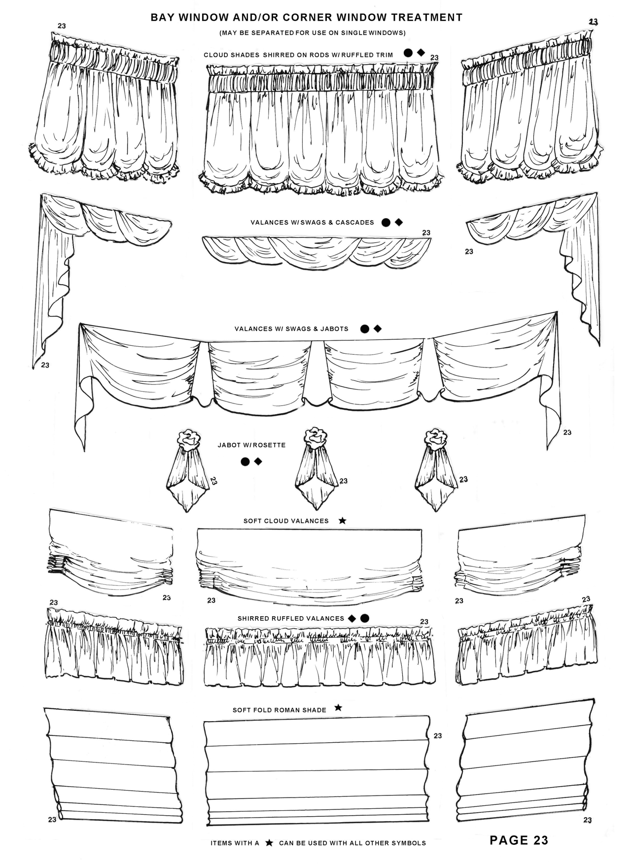 Valances And Shades