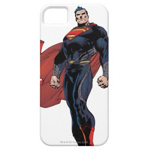 Big Save on Superman Comic Sketch Hover iPhone 5 Case