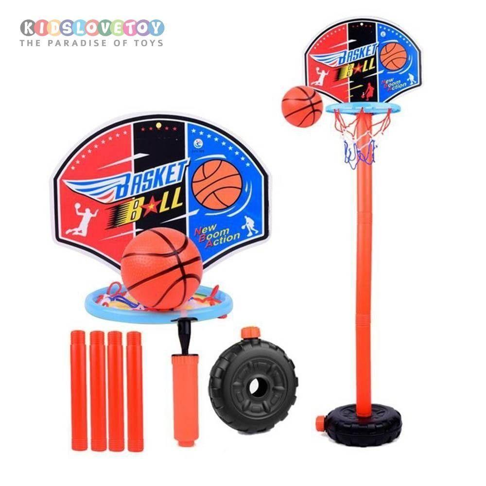 Children S Basketball Toys Set Kids Love Toy Portable Baskets Toy Sets Basketball Toys