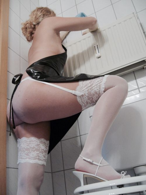 Sexy Cleaning 14