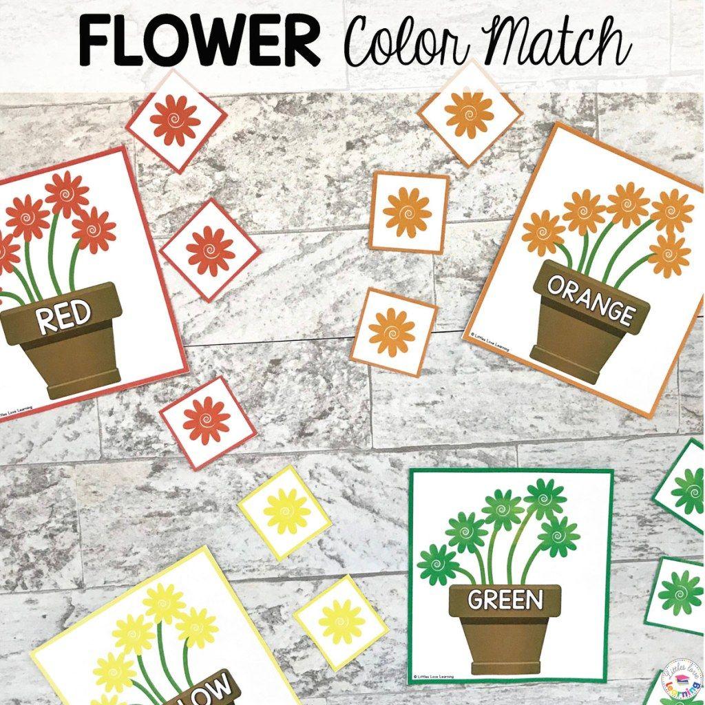 Spring Preschool Activities 15 Printables For Your