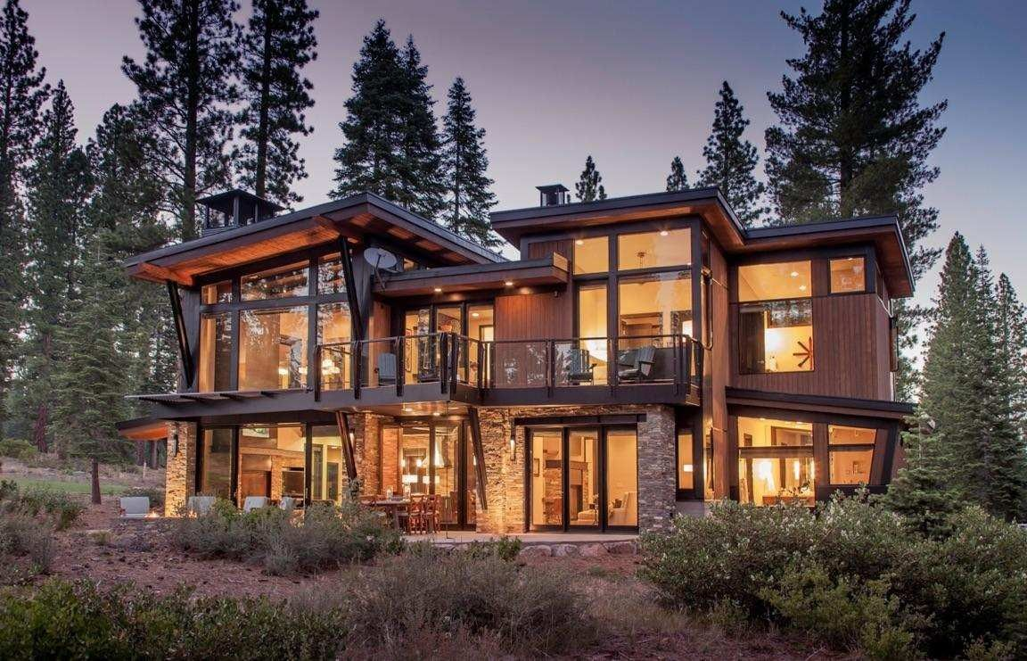 Pin by Rich Ramrod on House Design | Modern mountain home ... Ranch House Designs With Walkout Bat on ranch with porch, ranch with apartment, ranch with garage, ranch with daylight, ranch with basement, ranch with waterfall, ranch with deck,