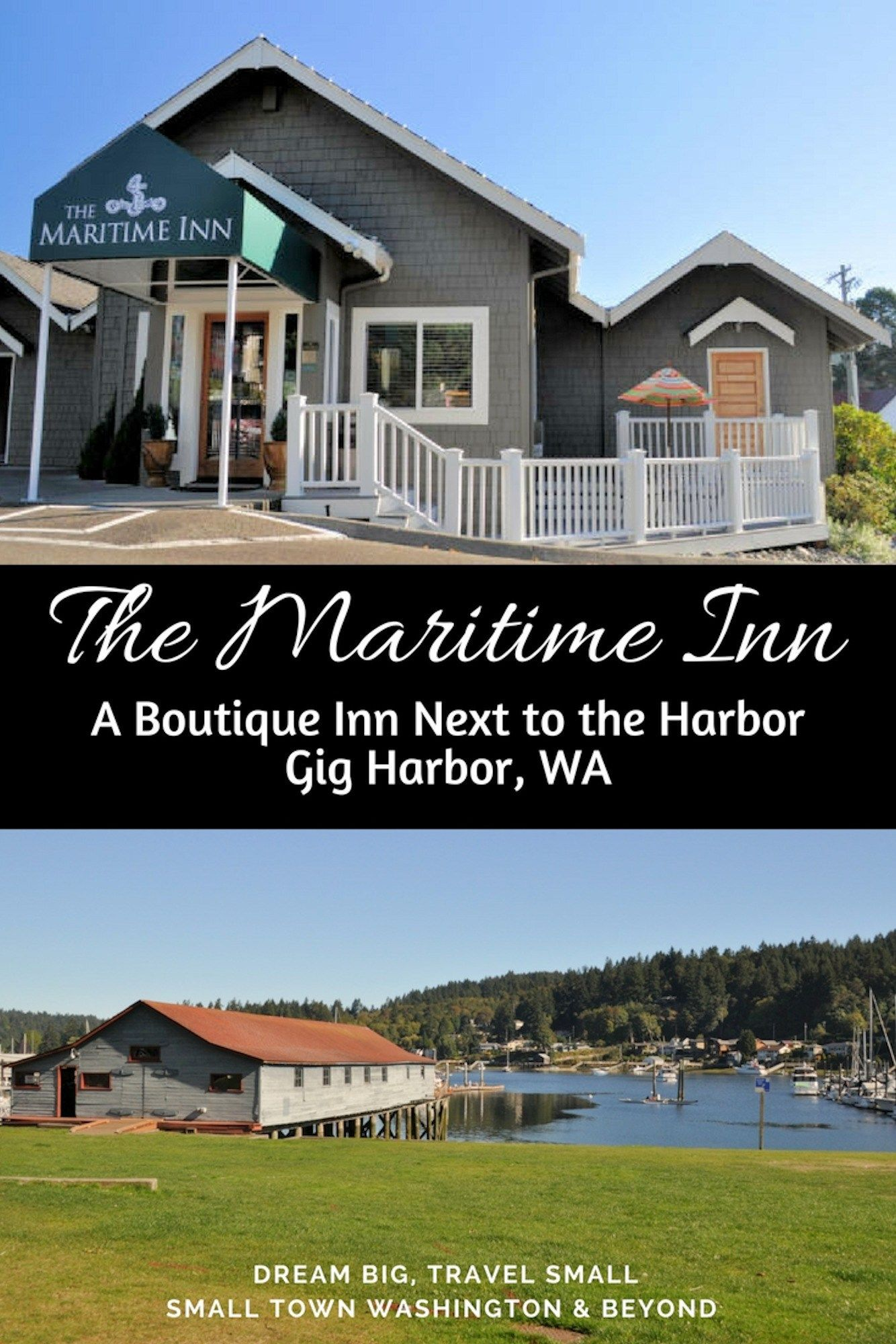 The Maritime Inn In Gig Harbor Washington Hotel Reviews