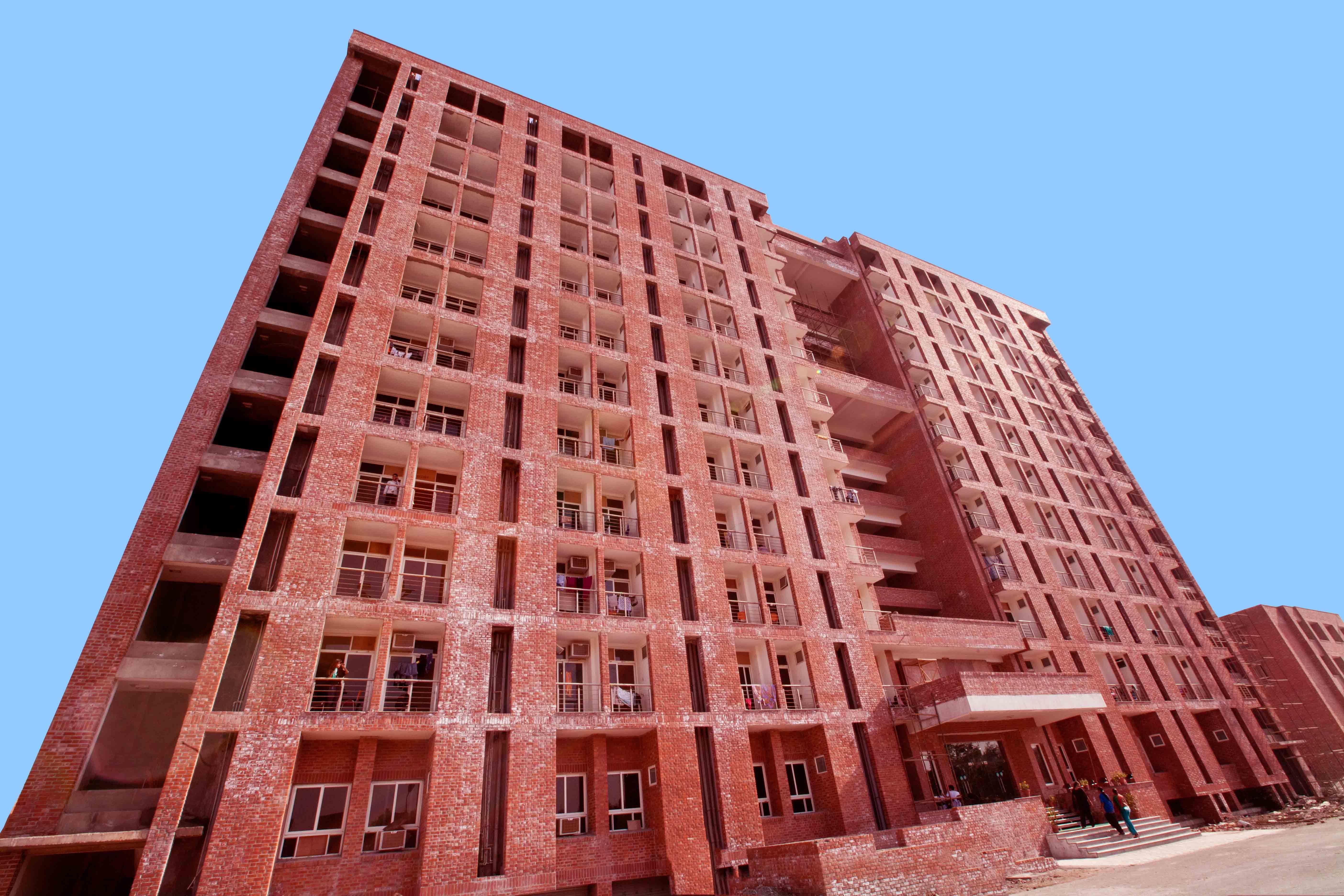 International Students Hostel Sharda University Campus Greater Noida University Campus Student Hostel School Of Engineering