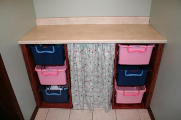 Laundry basket dresser and countertop do it yourself home projects organize your laundries with a diy laundry basket dresser solutioingenieria Image collections