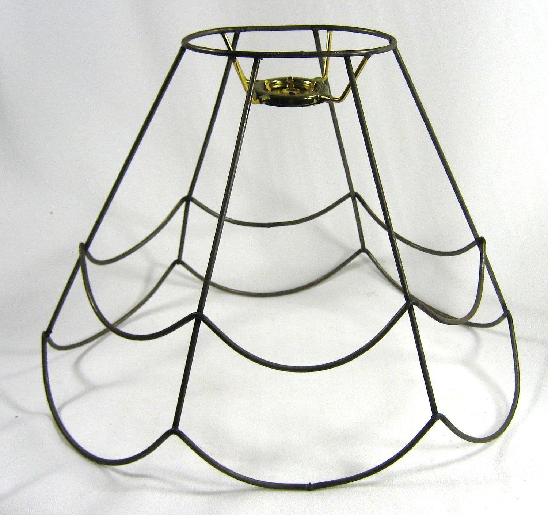 LampShade Frame Wire | light | Pinterest | Lights