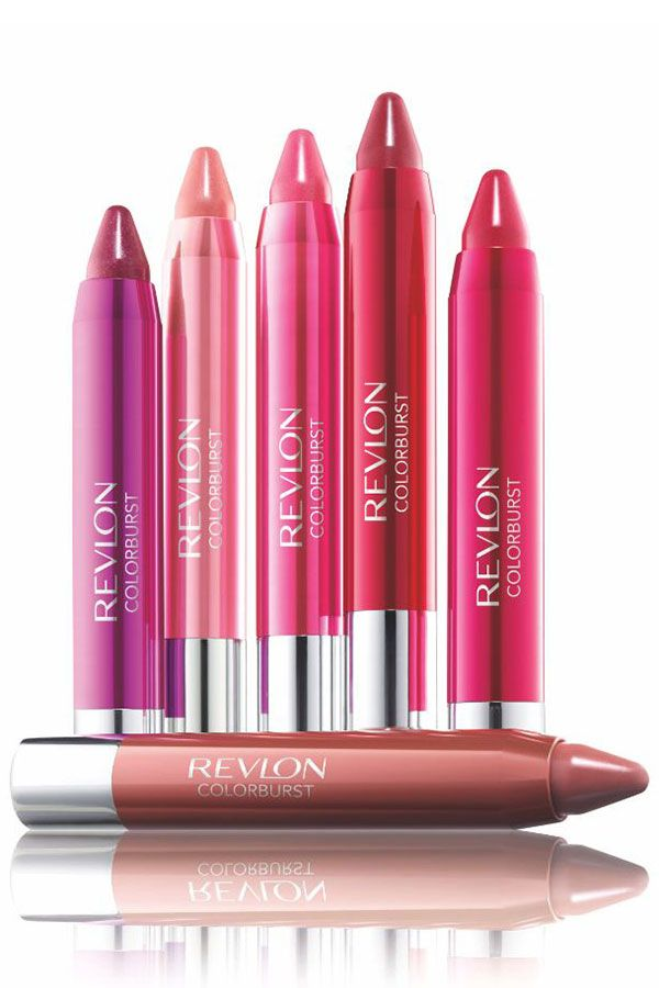 Best Lipstick Colours juged by the H. Bazaar Editors REVLON Colorburst Lacquer Balm in PROVOCATEUR