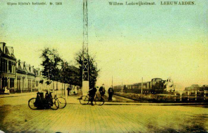Willem Lodewijkstraat leeuwarden