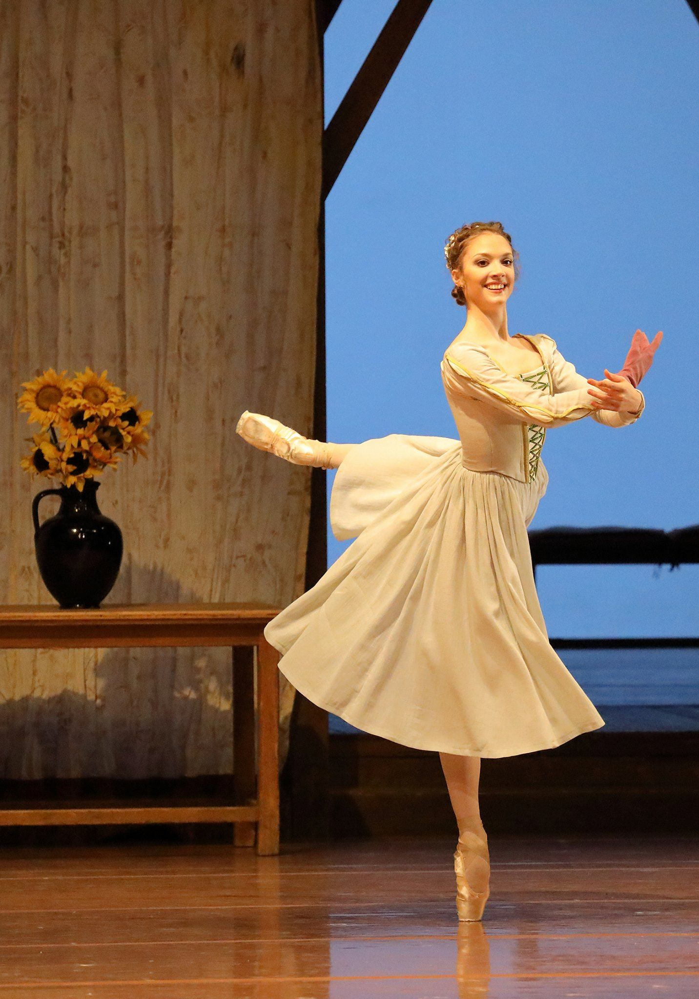 Prisca Zeisel As Bianca In John Cranko S The Taming Of The Shrew