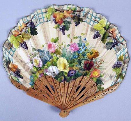 Antique Hand Fans