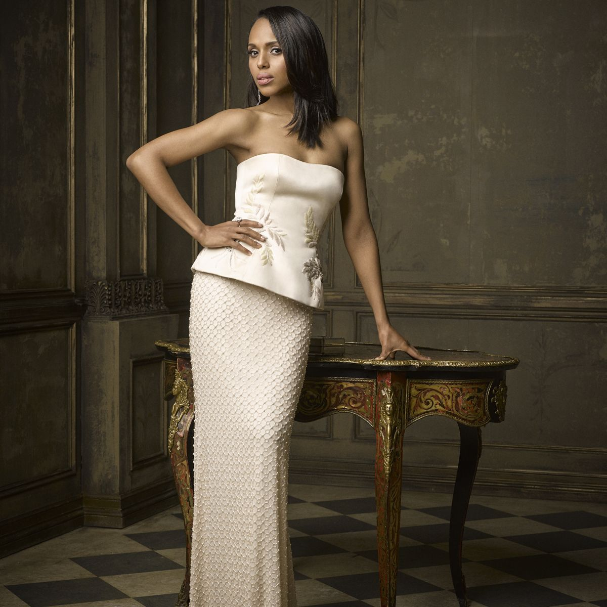 Kerry Washington - photograph by Mark Seliger